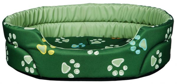 Bett Jimmy 45 × 35 cm, grün