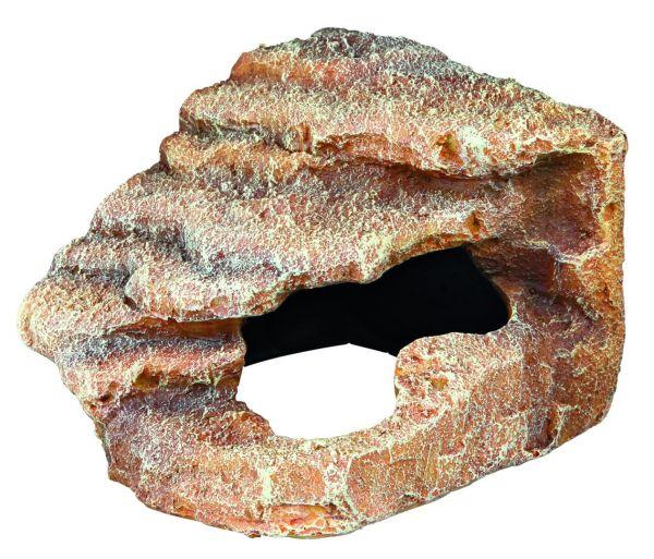 Eck-Fels mit Höhle und Plattform 16 × 12 × 15 cm
