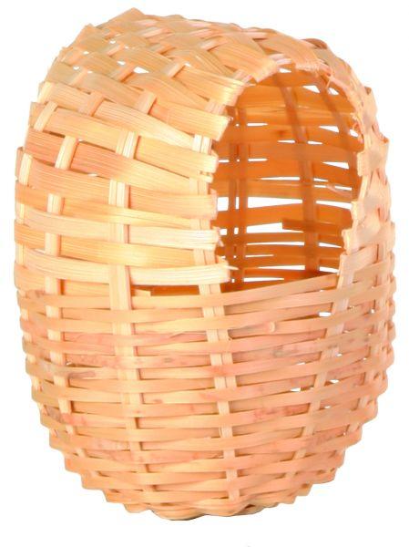 Exotennest, Bambus, 9×10 cm