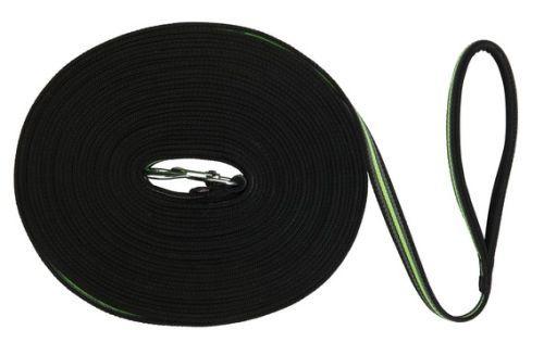 Fusion Schleppleine, 10 m/17 mm, schwarz/grün