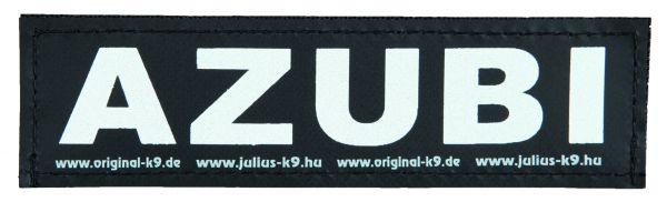 2 Julius-K9 Klettsticker S, AZUBI