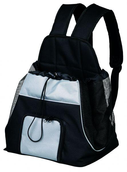 Fronttasche Tamino 32 × 37 × 24 cm, schwarz/grau