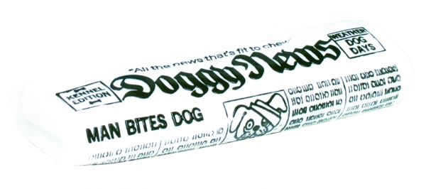 Doggy News Zeitung, Vinyl, 18 cm