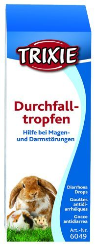 Durchfall-Tropfen für Kleintiere, 15 ml