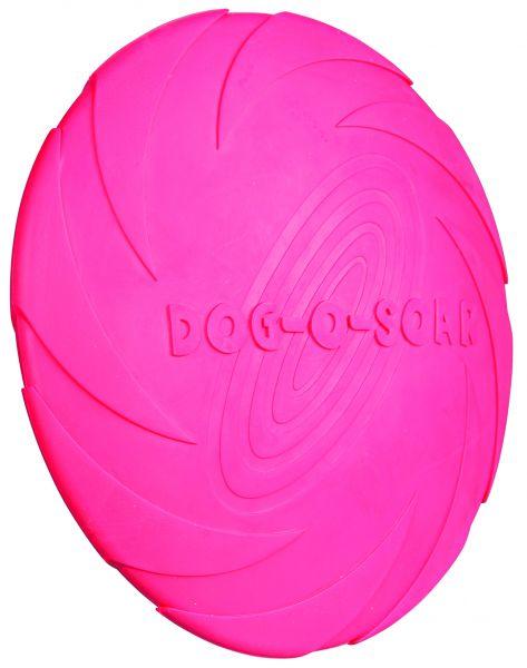 Dog Disc, Naturgummi, ø 15 cm