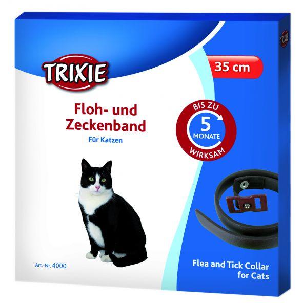 Floh- und Zeckenband für Katzen, 35 cm