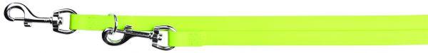 Easy Life Verlängerungsleine, S-XL: 2,00 m/17 mm, neongelb