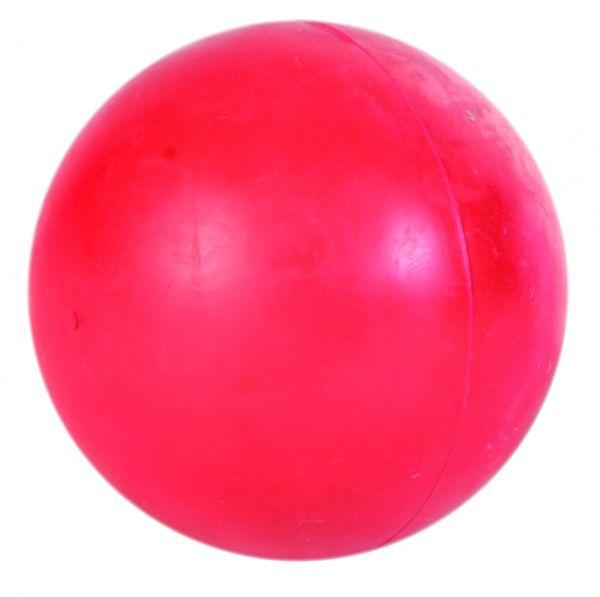 Ball, Naturgummi, einfarbig, ø 6 cm