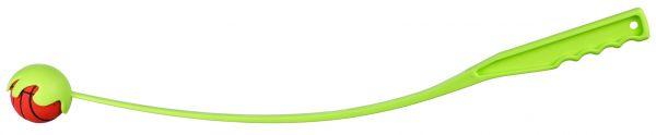 Ball-Schleuder mit Ball, 70 cm/ø 6 cm