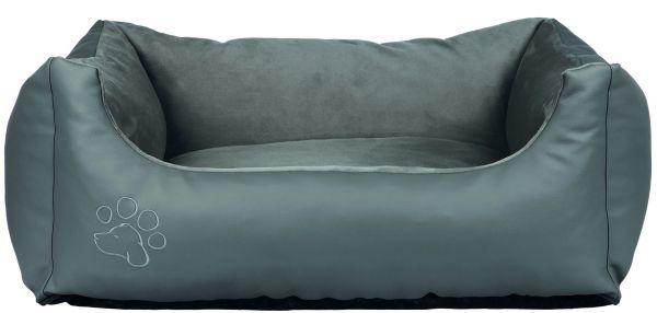 Bett Bino, 60 × 40 cm, grau