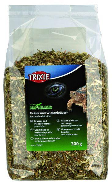 Gräser und Wiesenkräuter, Landschildkröten, 300 g
