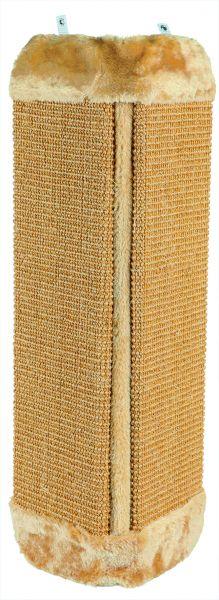 Kratzbrett für Zimmerecken 32 × 60 cm, braun