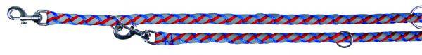 Cavo Reflect Verlängerungsleine, S-M: 2,00 m/ø 12 mm, blau/rot