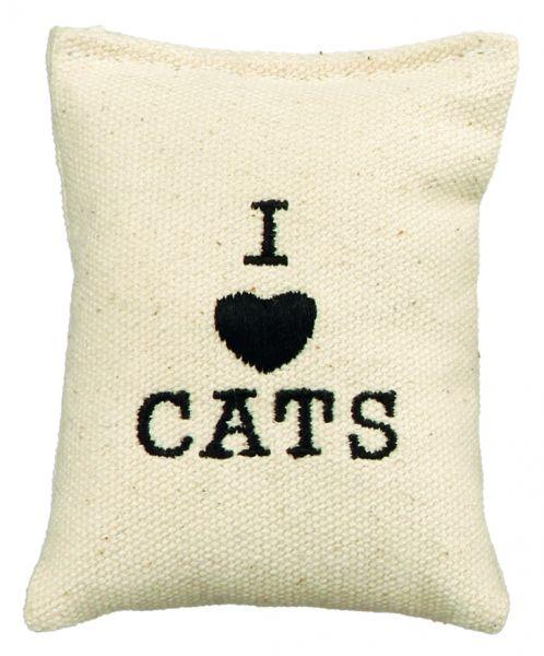 3 Catnip-Säckchen, 9 cm