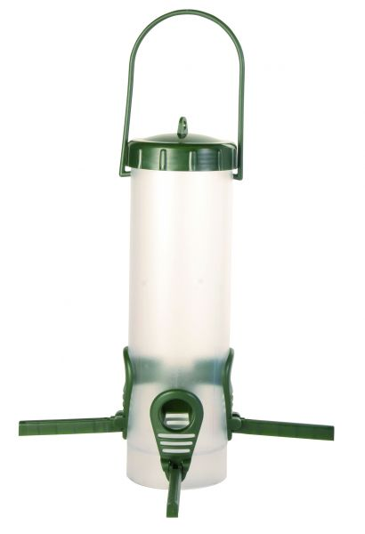 Außen-Futterspender, Säule, ca. 450 ml/23 cm
