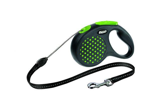 flexi DESIGN, Seil S: 5 m, grün