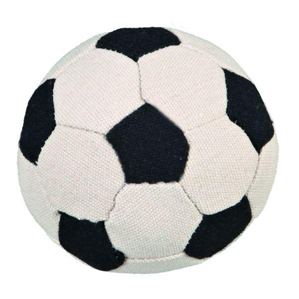 12 Soft-Soccer Spielbälle, Canvas, ø 11 cm
