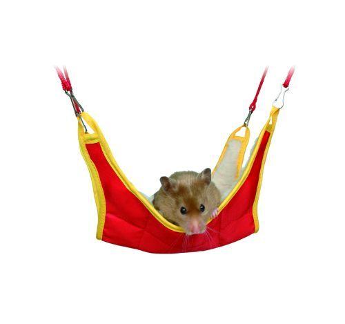 Hängematte für Hamster und Mäuse, 18×18 cm