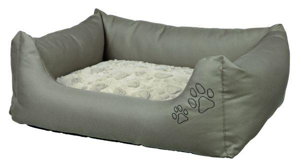 Bett Drago Cosy 90 × 80 cm, taupe/beige