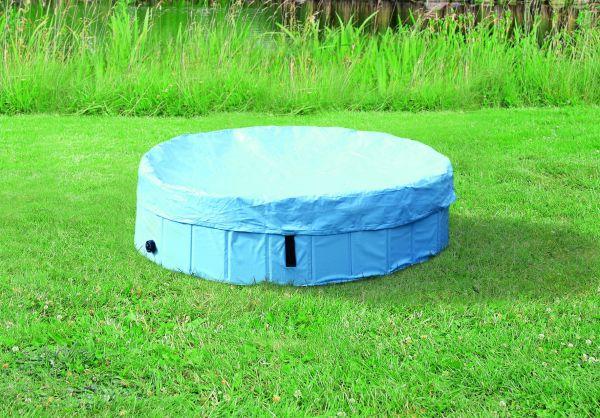 Abdeckung für Hundepool # 39482 ø 120 cm, hellblau