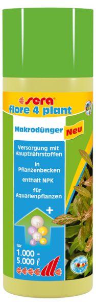 sera flore 4 plant