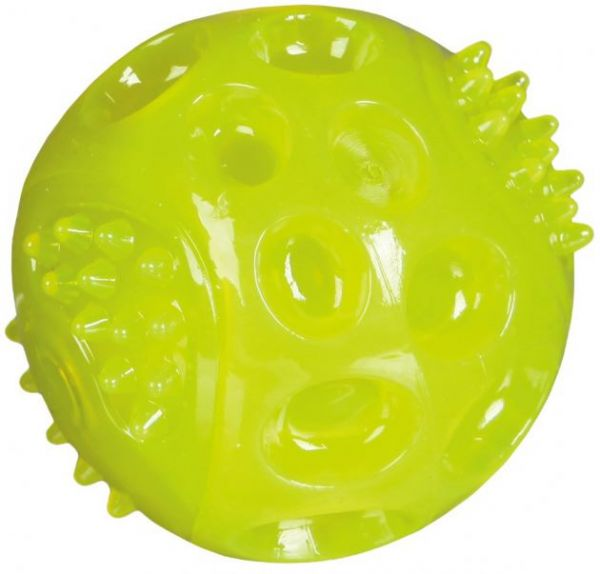 Blinkball, thermoplastisches Gummi (TPR) ø 6,5 cm