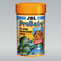 3 Stück JBL ProBaby -Schildkrötenfutter, 3 x 100ml