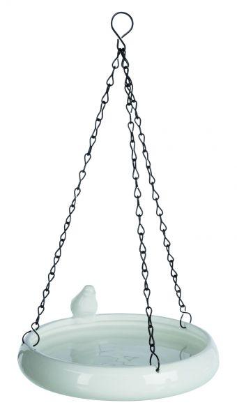 Vogeltränke hängend, Keramik, 500 ml/ø 21 cm | Tränke ...
