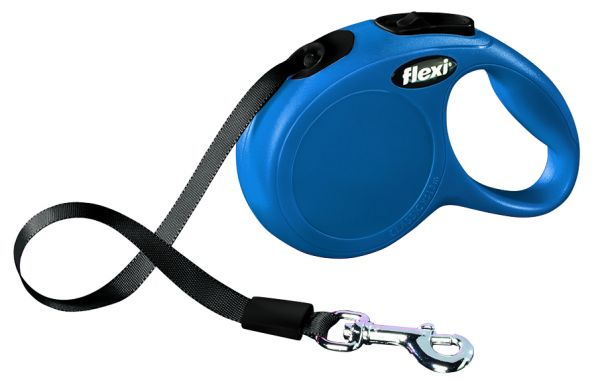 flexi New CLASSIC COMPACT XS: 3 m, blau