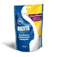 Bozita Snack Oral Fresh, Leber & Hühnchen, 18 x 175 g Sparpaket