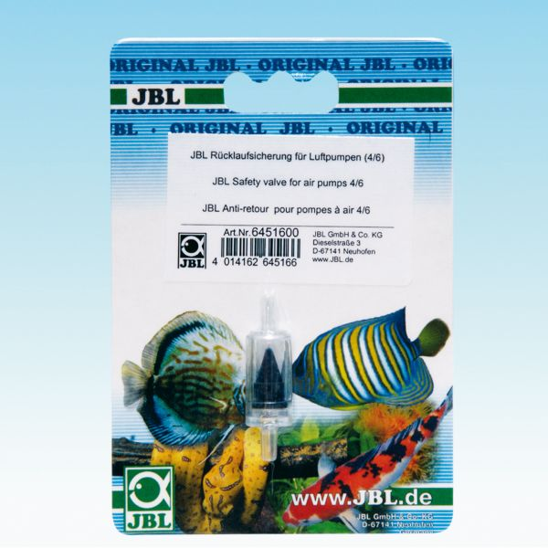 JBL Rücklaufsicherung für Luftpumpen (4/6)