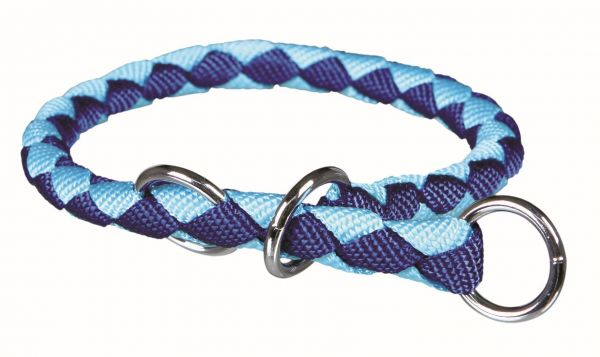 Cavo Würger, M: 39-45 cm/ø 12 mm, blau/hellblau
