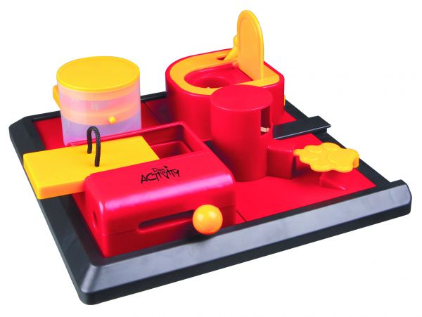 Dog Activity Poker Box 2 31 × 31 cm