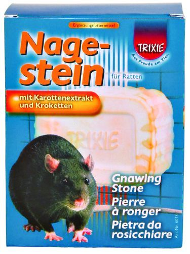 2 Nagesteine für Ratten, je ca. 180 g
