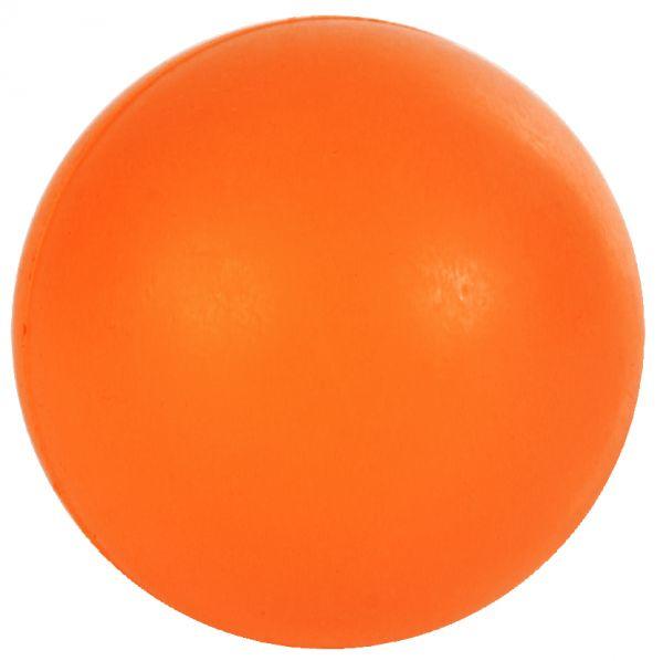 Ball, Naturgummi, einfarbig, ø 8 cm