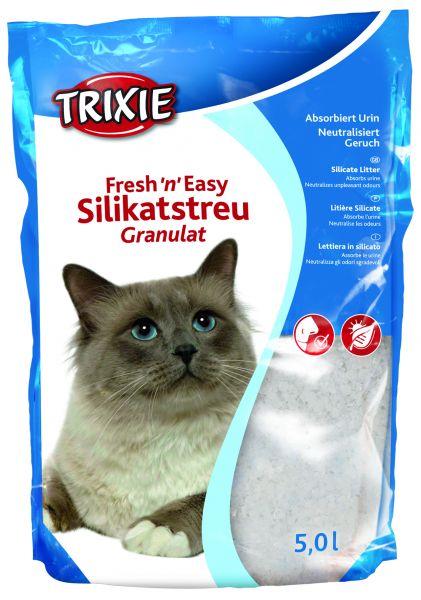 Fresh'n Easy Granulat Katzenstreu, 5 l