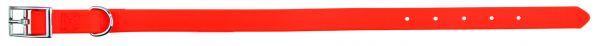 Easy Life Halsband M: 35-43 cm/20 mm, neonorange