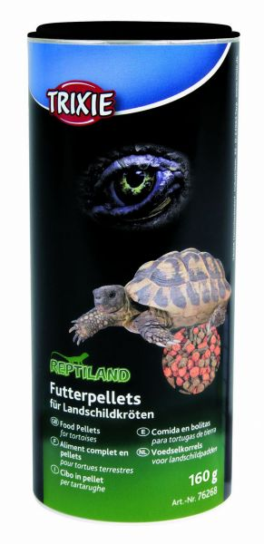 Futterpellets für Landschildkröten, 1.000 ml/600 g