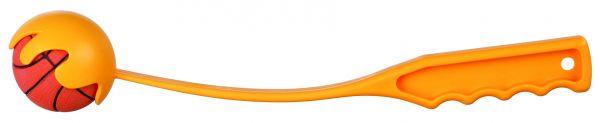 Ballschleuder mit Ball, 30 cm/ø 6 cm