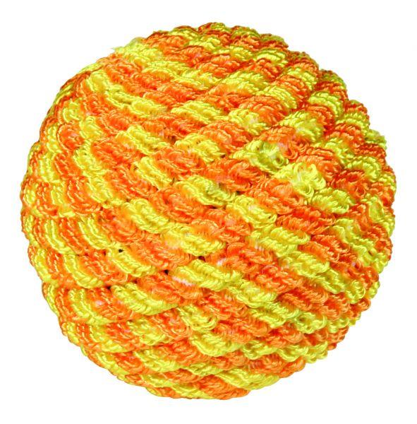 54 Spiralbälle, Kunststoff/Nylon, ø 4,5 cm