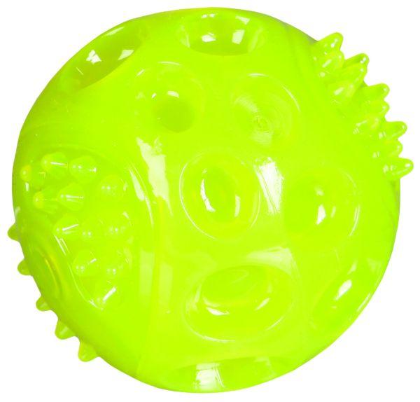Blinkball, thermoplastisches Gummi (TPR) ø 5,5 cm