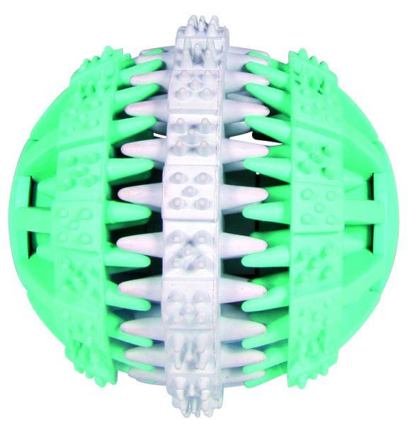 DENTAfun Ball, Mintfresh, Naturgummi, ø 7 cm