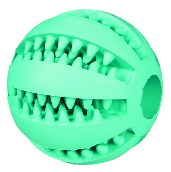 Denta Fun Baseball, Mintfresh, Naturgummi ø 6 cm