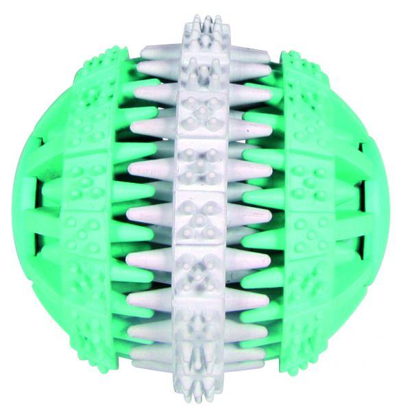 DENTAfun Ball, Mintfresh, Naturgummi, ø 6 cm