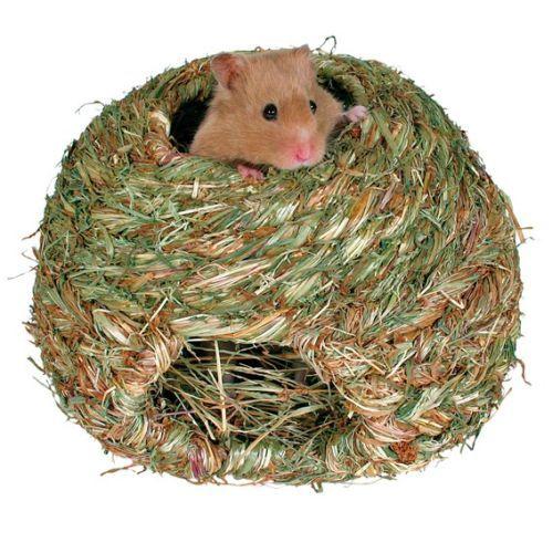 Grasnest für Kleintiere, groß, ø 16 cm