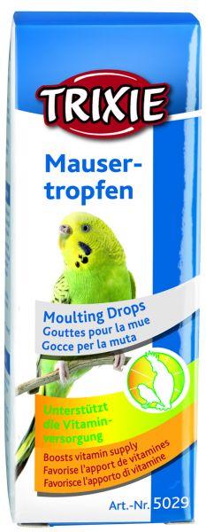 Mauser-Tropfen für Vögel, 15 ml