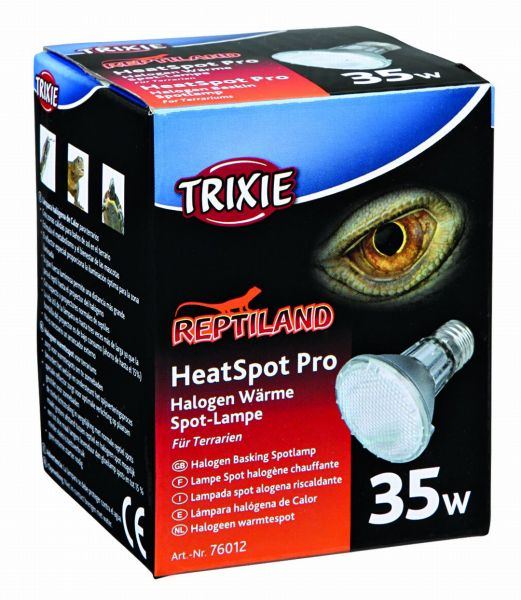 HeatSpot Pro, Halogen Wärme-Spotlampe, ø 65 × 88 mm, 35 W