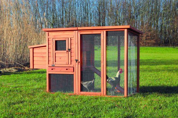 Hühnerstall 173×105×77 cm