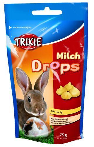 Esquisita Vitamin Drops für Kleintiere, Milch & Honig, 75 g