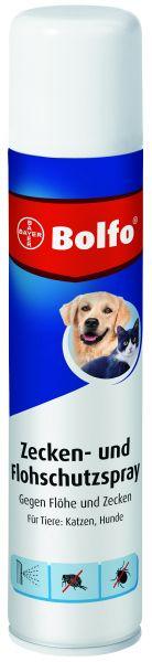 BOLFO Zecken- und Flohschutz-Spray, 250 ml